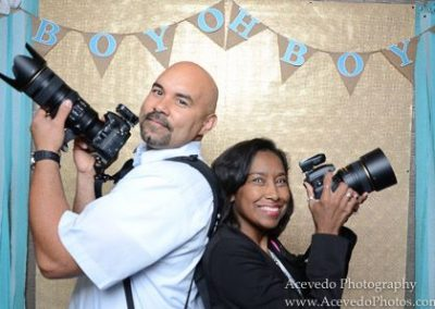 Acevedo Photographers Photo Booth