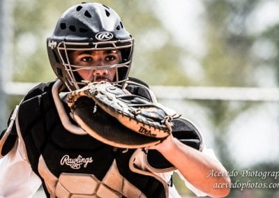 Sports Portrait Baseball Photography Max K Rodes Park West Melbourne Florida