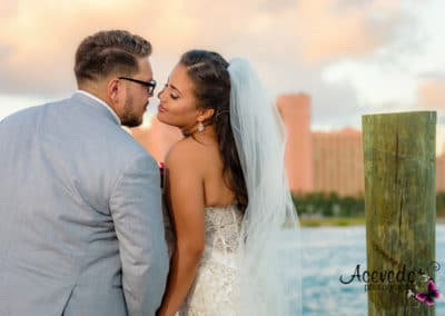 Nassau Bahamas Wedding Bride Portrait Luciano's Of Chicago